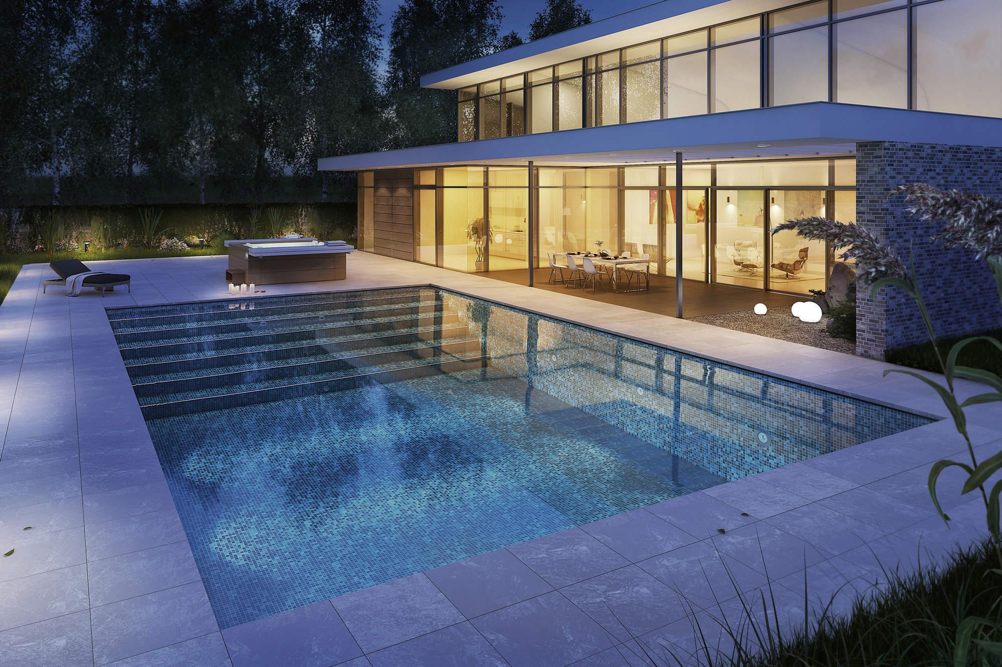 Soltech pools more swimming pool for Fertigbecken pool